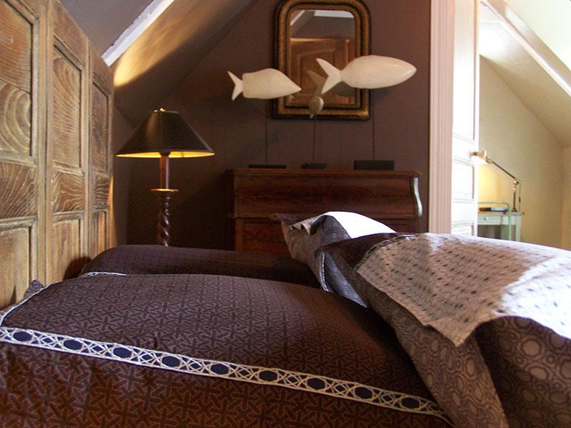 Les Maisons du Bord de Mer - Le Cocon du Matelot - Chambre