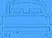 les maisons du bord de mer lit double